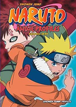 Naruto Anime Profiles, Vol. 2: Hiden Shippu Emaki 9781421513263