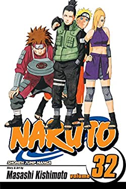 Naruto, Volume 32: The Search for Sasuke 9781421519449