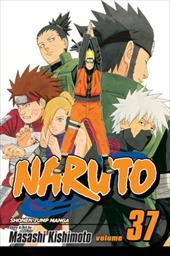 Naruto, Volume 37