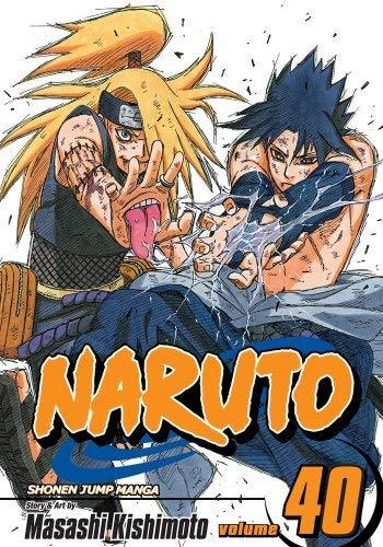 Naruto, Volume 40 9781421528410