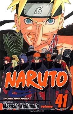 Naruto, Volume 41 [With Generation Ninja Stickers] 9781421528427
