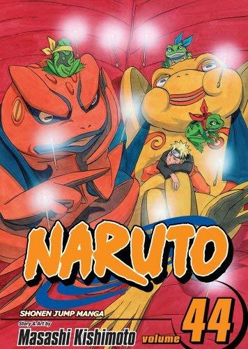 Naruto, Volume 44 9781421531342