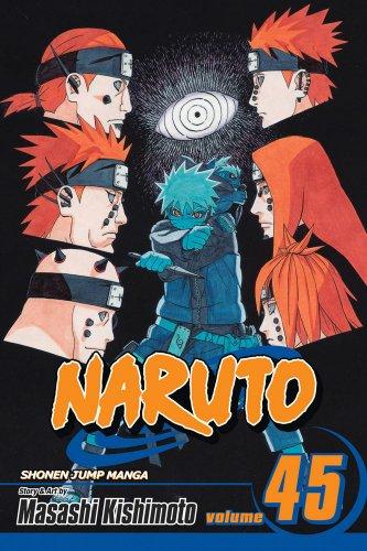 Naruto, Volume 45 9781421531359
