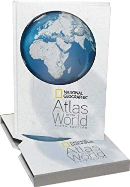 National Geographic Atlas of the World 9781426206344