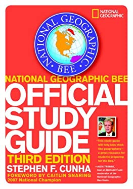National Geographic Bee Official Study Guide 9781426301988