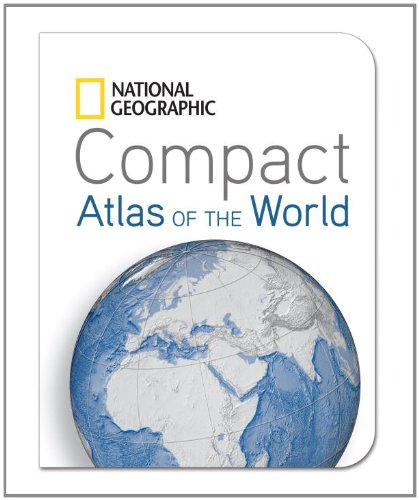 National Geographic Compact Atlas of the World 9781426209956