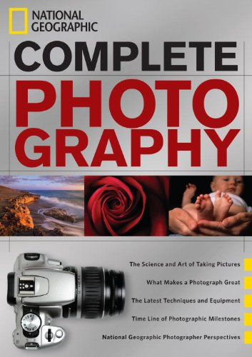 National Geographic Complete Photography 9781426207761
