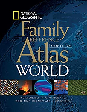 National Geographic Family Reference Atlas of the World 9781426205439