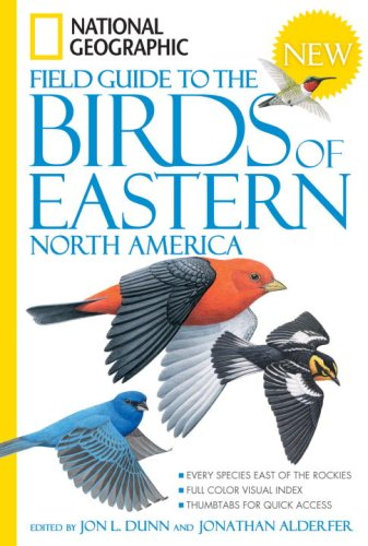 National Geographic Field Guide to the Birds of Eastern North America 9781426203305