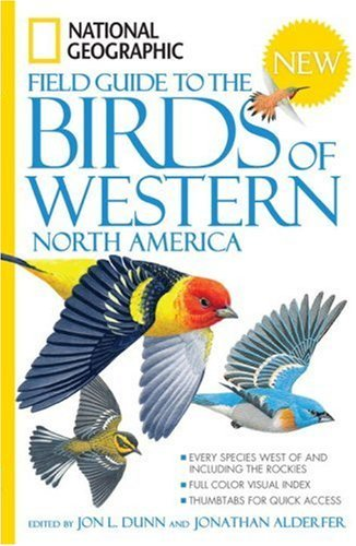 National Geographic Field Guide to the Birds of Western North America 9781426203312