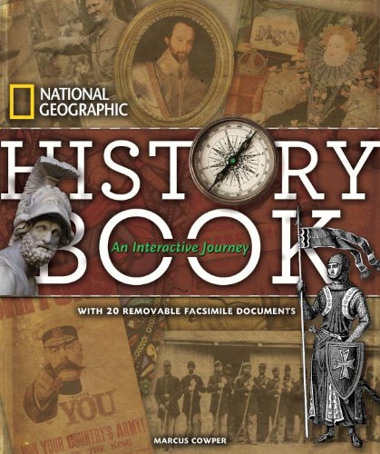 National Geographic History Book: An Interactive Journey 9781426206795