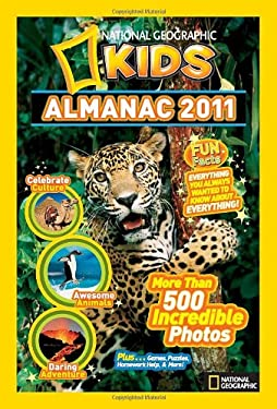 National Geographic Kids Almanac 9781426306303
