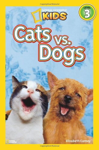 Cats vs. Dogs 9781426307553