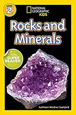 National Geographic Readers: Rocks and Minerals 9781426310386