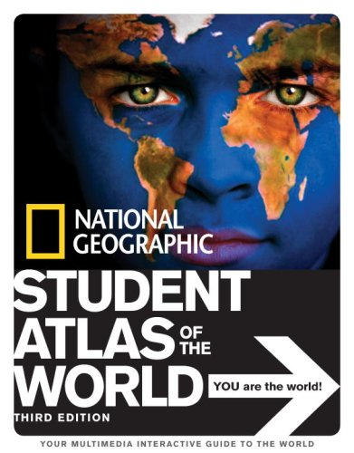 National Geographic Student Atlas of the World 9781426304460