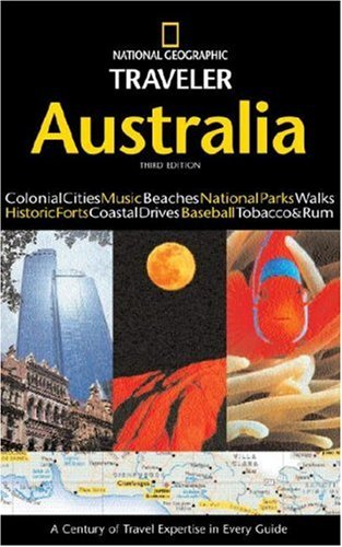 National Geographic Traveler: Australia 9781426202292