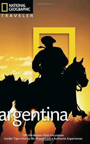 National Geographic Traveler Argentina 9781426205194