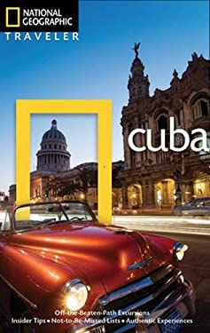 National Geographic Traveler: Cuba, Third Edition 9781426209543