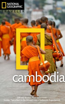 National Geographic Traveler Cambodia 9781426205200