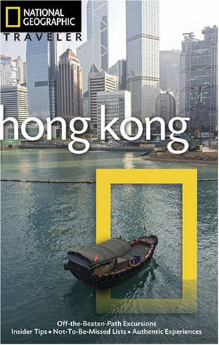 National Geographic Traveler Hong Kong 9781426203978