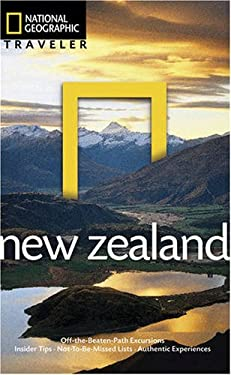 National Geographic Traveler New Zealand 9781426202339