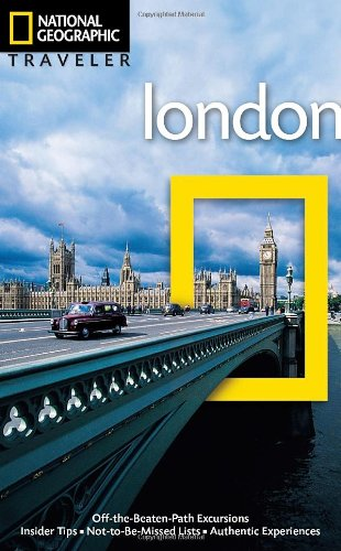 National Geographic Traveler: London, 3rd Edition 9781426208218