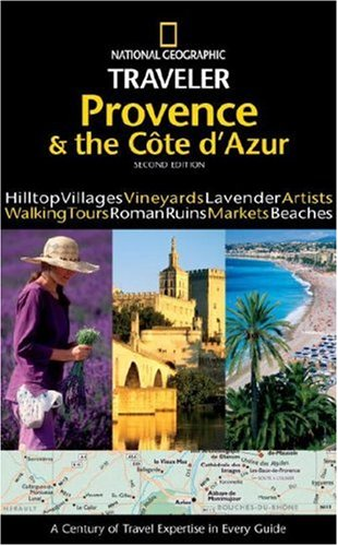 National Geographic Traveler Provence & the Cote D'Azur 9781426202353