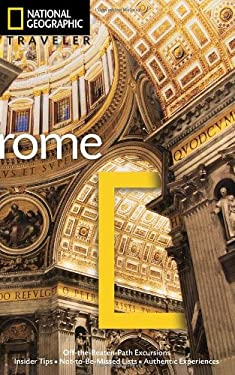 National Geographic Traveler: Rome, 3rd Edition 9781426204074