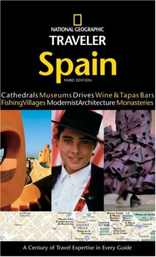 National Geographic Traveler Spain 9781426202506