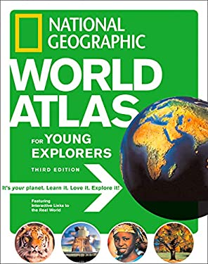 National Geographic World Atlas for Young Explorers 9781426300882