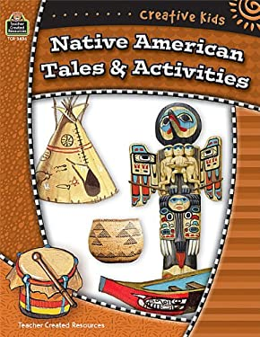 Native American Tales & Activities 9781420634365