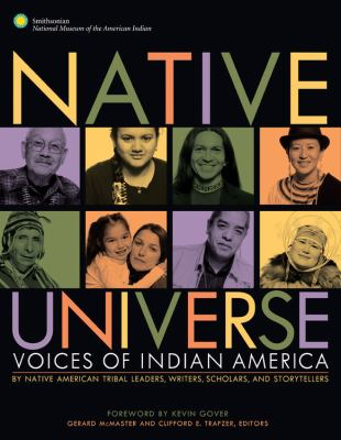 Native Universe: Voices of Indian America 9781426203350