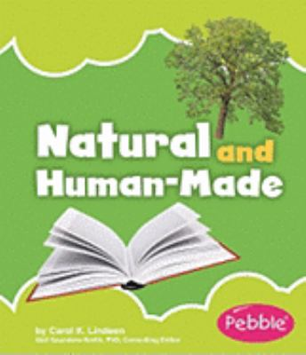 Natural and Human-Made 9781429628891