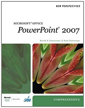 New Perspectives on Microsoft Office PowerPoint 2007: Comprehensive 9781423905936