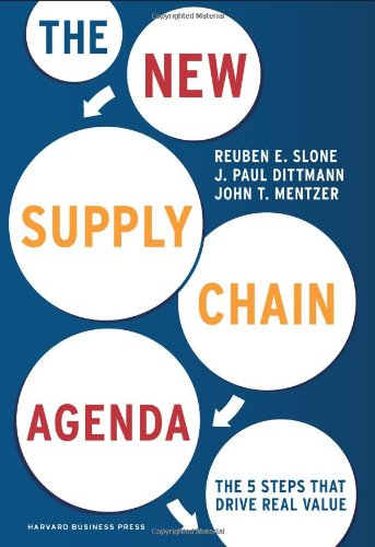 The New Supply Chain Agenda: The Five Steps That Drive Real Value 9781422149362