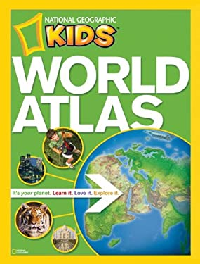 National Geographic World Atlas for Young Explorers 9781426306877