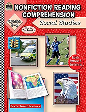 Nonfiction Reading Comprehension, Grades 1-2: Social Studies 9781420680270