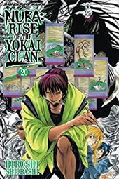 Nura: Rise of the Yokai Clan 21374900