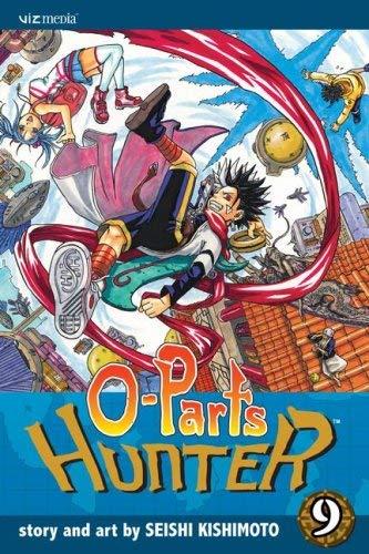 O-Parts Hunter, Volume 9 9781421518312