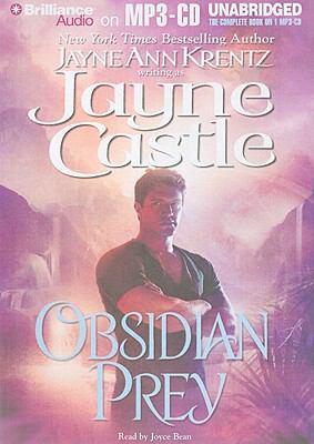 Obsidian Prey 9781423368625