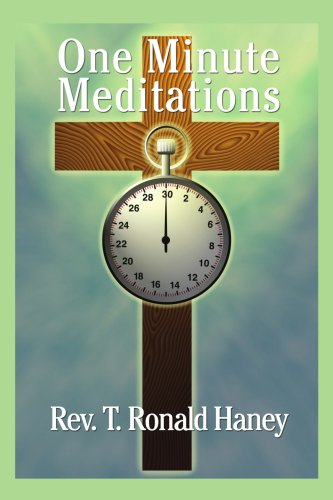 One Minute Meditations 9781425931865