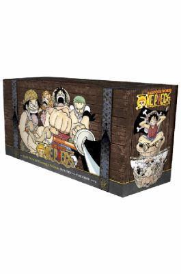 One Piece Box Set: 1-23