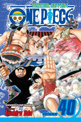 One Piece, Volume 40: Gear 9781421534565