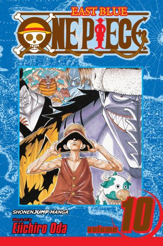 One Piece, Volume 10 9781421504063