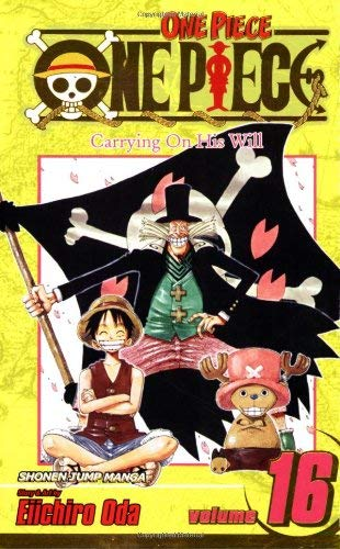 One Piece, Volume 16: Carrying on His Will 9781421510934