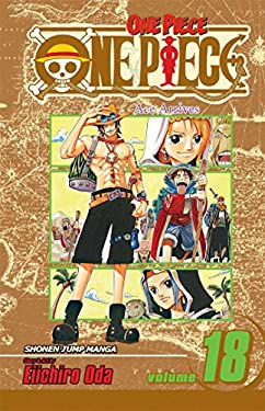 One Piece, Volume 18 9781421515120
