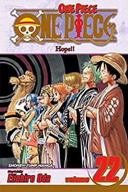 One Piece, Volume 22: Hope!! 9781421524306