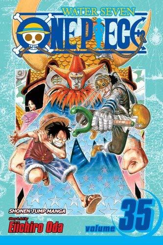 One Piece, Volume 35: Water Seven, Part 4 9781421534510