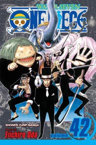 One Piece, Volume 42: Pirates vs. Cp9 9781421534589