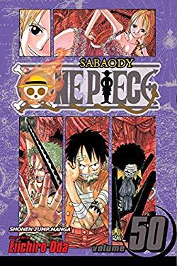 One Piece, Volume 50 [With Sticker(s)] 9781421534664